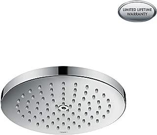 Hansgrohe 27656001 Raindance Showerhead, 2.0 gallons per minute, Chrome