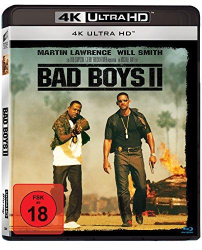 Bad Boys II (4K Ultra HD) [Blu-ray]