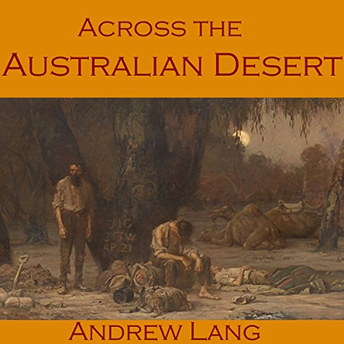Across the Australian Desert cover art