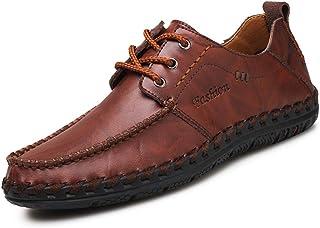 95c37a633b194 Feidaeu Hommes Chaussures décontractées Connexion détendue Basse Respirant  résistant à labrasion Semi Chaussures
