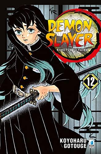 Demon slayer. Kimetsu no yaiba (Vol. 12)