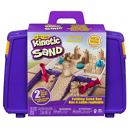 Kinetic Sand Hopfällbar Sandlåda