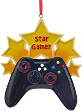 Kurt Adler Star Gamer Decorative Hanging Ornament