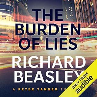 The Burden of Lies cover art