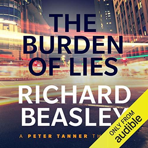 The Burden of Lies audiobook cover art