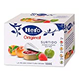 Hero - Minis - Surtido de Confituras extra - individuales 200 gr - Pack de 4 (Total 800 grams)