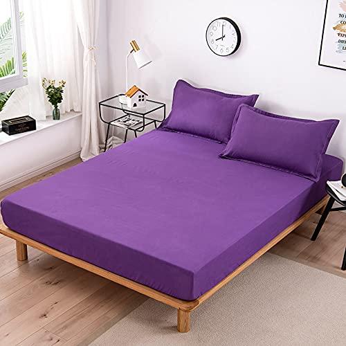 BOLO El juego de cama está hecho de tela suave, fácil de cuidar la ropa de cama, 180 x 200 cm