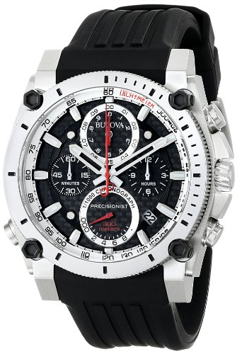 Bulova Men's 98B172 Precisionist Chronograph Watch