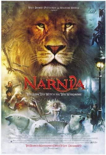Jigsaw Puzzles 1000 Chronicles of Narnia: The Lion, The Witch and The Wardrobe - 2005 - Movie Poster Style A
