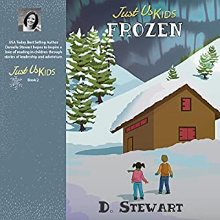 Just Us Kids - Frozen cover art