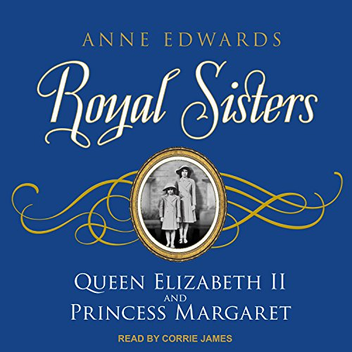Royal Sisters audiobook cover art