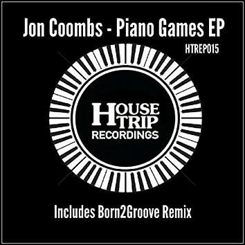 Piano Games EP