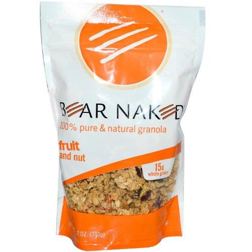 Bear Naked -% 100del Granola Pure & frutta e dado naturali - 12 oncia.