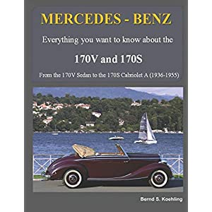 MERCEDES-BENZ, The 170V and 170S Series: From the 170V Sedan to the 170S Cabriolet A