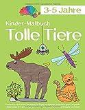 Kinder-Malbuch Tolle...