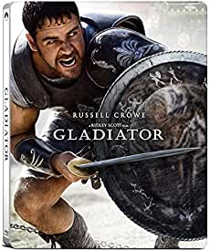 GLADIATOR and BRAVEHEART Limited Edition 4K Ultra HD Steelbooks arriving May 5th from Paramount