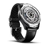 Ticwatch Pro 2020 Smartwatch 1GB RAM, GPS Dual Display with Long Battery Life, Wear OS by Google, NFC, 24H Heart Rate, Sleep Tracking, Music, IP68 Water Resistance, Compatible with Android/iOS, Silver