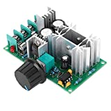 DC Motor Speed Controller Module PWM Governor Power Regulator Fan, 76 mm x 45 mm