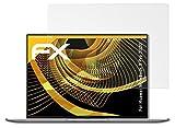 atFolix Panzerfolie kompatibel mit Huawei MateBook X Pro 2020 Schutzfolie, entspiegelnde & stoßdämpfende FX Folie (2X)