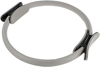 Cutogain Yoga-Ring Zugfestigkeit Ganzk/örper-Fitness-Ring Widerstandstraining Pilates-Ringe