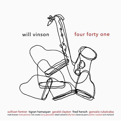 Will Vinson feat. Sullivan Fortner, Obed Calvaire & Matt Brewer
