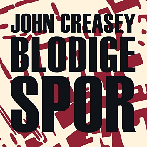 Blodige spor cover art