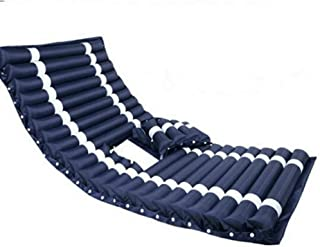 Colchón antiescaras de colchón, almohadilla de cama inflable para úlceras por presión y tratamiento para el dolor de la presión, para personas que permanecen en cama,B