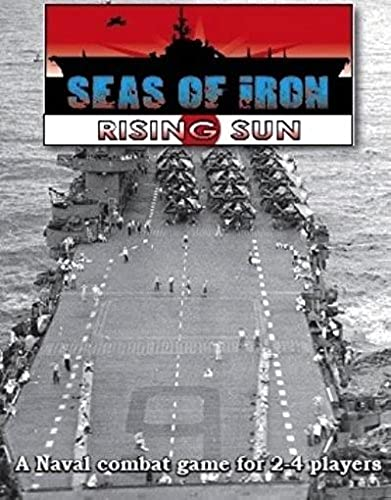 Seas of Iron - Rising Sun SW by Card Games Battle Bunker Games