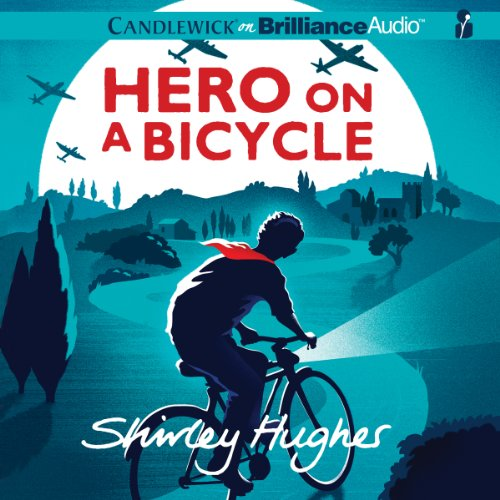Hero on a Bicycle audiobook cover art