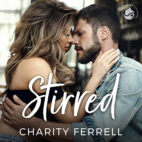 Stirred audiobook cover art