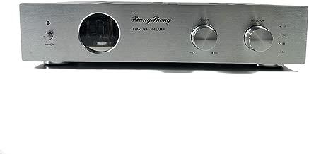 XiangSheng 728A Vacuum Tube Pre-Amplifier Shigeru WADA Japan Electrical Circuit Valve preamp Silver