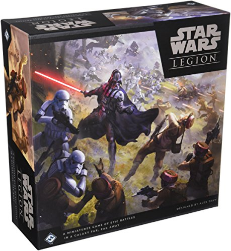 Fantasy Flight Games SWL01 FFGSWL01 Star Wars Juego Legión.