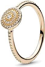 Pandora Radiant Elegance Silver Ring 190986