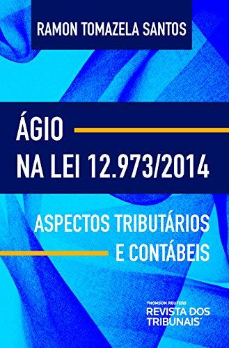 Ágio na Lei 12.973/2014