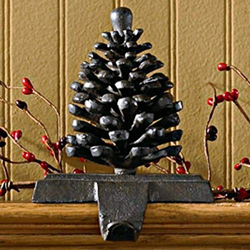 Park Designs Pinecone Stocking Hanger