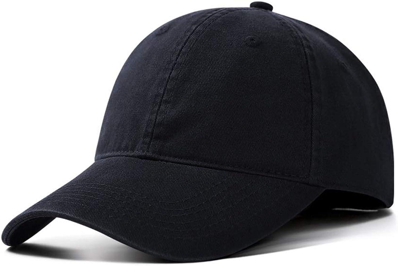 Sport Fit Baseball Cap  Adjustable Hat  Unisex (color   Black, Size   6064cm)