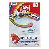 Grey L Acchiappacolore Brillacolore Additivi Per Bucato Fogli Cattura Colore E Ravviva Col...