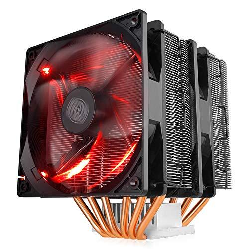 CYONGYOU Ventilador de CPU Universal para radiador 620