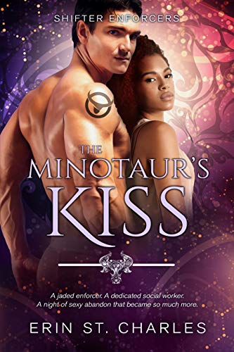 The Minotaur's Kiss: BWWM Paranormal (Shifter Enforcers Book 1) by [Erin St. Charles, Erin Dameron-Hill, Toni Jackson]