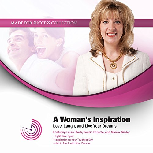 A Woman's Inspiration audiobook cover art