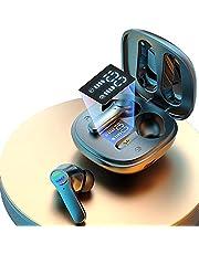 Bluetooth イヤホン 片耳/両耳モード切替