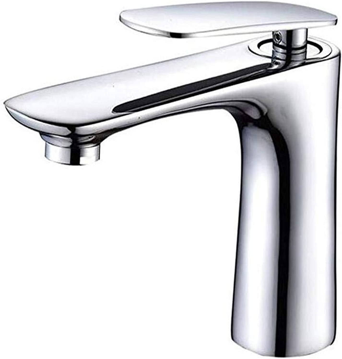 Oudan Taps Kitchen Faucetbathroom Sink Tapbathroom Single Handle Copper Hot and Cold Classic Brushed (color   -, Size   -)
