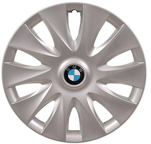 Original BMW 1er F20, F21 / 3er F30, F31 Radkappen / Radblenden Satz (4 Stück) 16