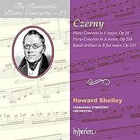 Czerny: Piano Concertos