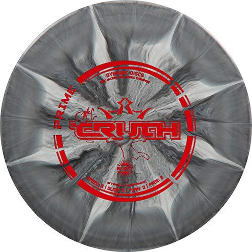 Dynamic Discs Prime Burst EMAC Truth Disc Golf Midrange | 170g Plus | Stable Frisbee Golf Midrange | Stamp Color Will Vary (Gray/White)