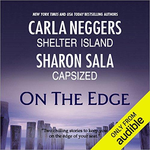 On the Edge: Shelter Island & Capsized audiobook cover art