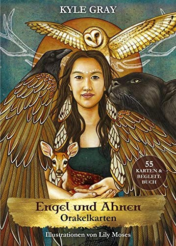 Engel und Ahnen: 55 Orakelkarten und Buch