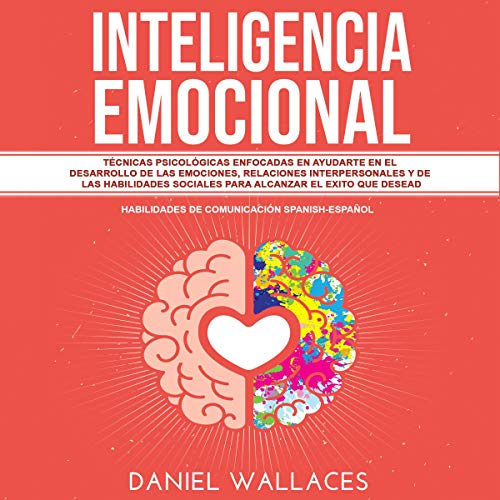 Inteligencia Emocional audiobook cover art