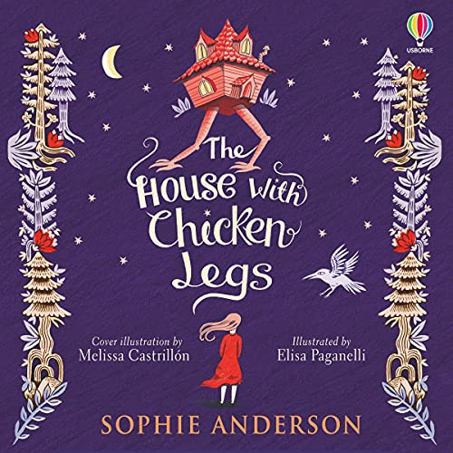 The House with Chicken Legs cover art