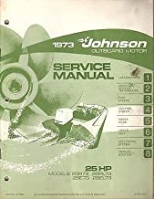 johnson 25 hp outboard motor manual